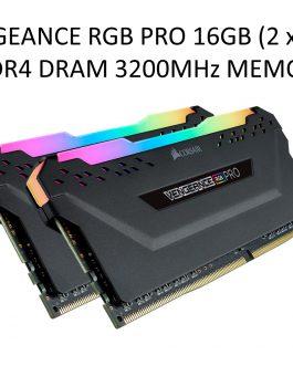 CORSAIR 16GB RGB PRO MEMORY