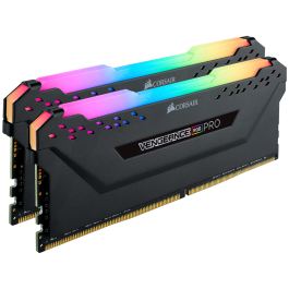 CORSAIR VENGEANCE RGB PRO 32GB (16GB*2) 3200MHz MEMORY KIT