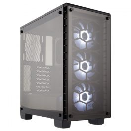CORSAIR 460X RGB  ATX PC CASE