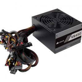 CORSAIR VS450 PSU – 450W 80 PLUS