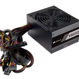 Corsair VS650. 650W – 80 PLUS