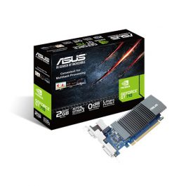 ASUS NVIDIA GeForce GT710-GDDR5-2GB (GT710-SL-2GD5-BRK )
