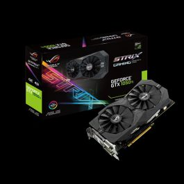 ASUS ROG STRIX GeForce GTX 1050 Ti OC 4GB GDDR5 (STRIX-GTX1050TI-O4G-GAMING)