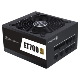 SilverStone ET700-MG 80 PLUS GOLD MODULAR PSU