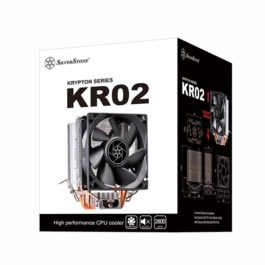 SilverStone KR02 HIGH PERFORMANCE CPU COOLER